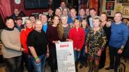 Supportersclubs cyclocrossers sluiten seizoen feestelijk af