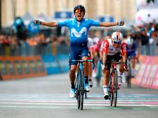 Carapaz gagne la 4e étape du Giro, Roglic reste en rose