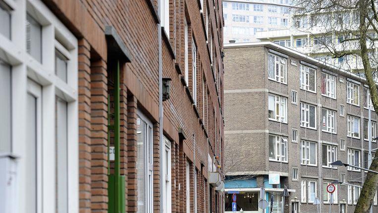 Woningen in Rotterdam-Zuid Beeld anp