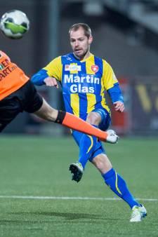 FC Oss onderuit in Volendam: 3-1