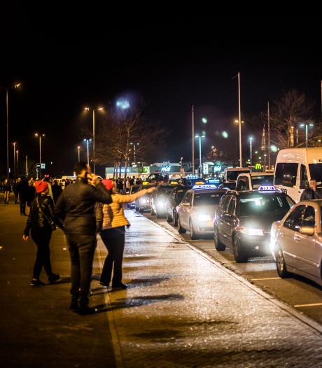 Taxiwereld juicht controles bij evenementen in GelreDome toe