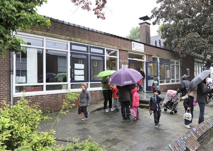 De Burcht-Rietheim, Van Visvlietstraat. foto Ruben Oreel
