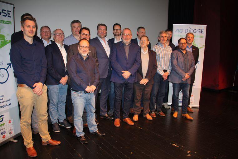 Veloclub De Panne Sportief stelt de AG Driedaagse Brugge-De Panne voor