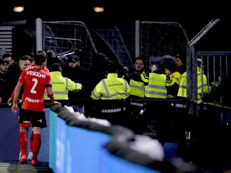 Helmond Sport in gesprek met politie en gemeente over incidenten na afloop van rumoerige derby