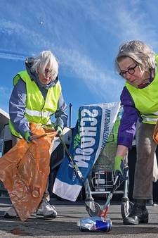 Meer dan duizend vrijwilligers bij Bergen op Schoondagen