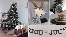 Maak kerst nog specialer: zo tover je de Scandinavische stijl in jouw kerstinterieur