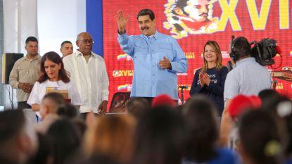 """Maduro: """"Ex-topman van onze inlichtingendienst werkte voor de CIA"""""""