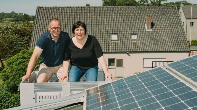 """Ongebruikte groene energie van akkerbouwbedrijf Van Elven na twee maanden uitverkocht: """"We voorzien nu 11 gezinnen van stroom"""""""