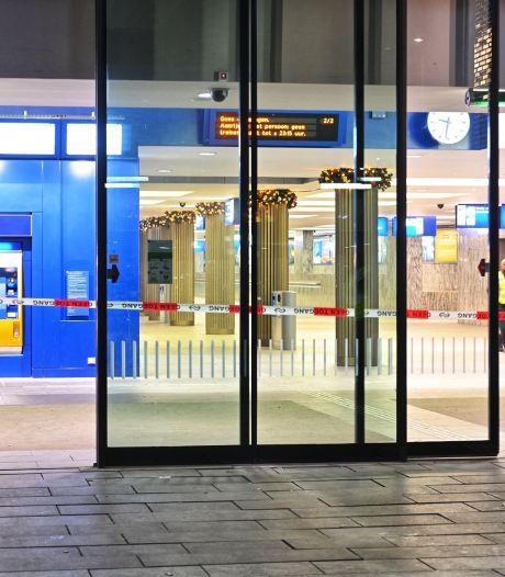 Servicebalie station Breda 's avonds dicht
