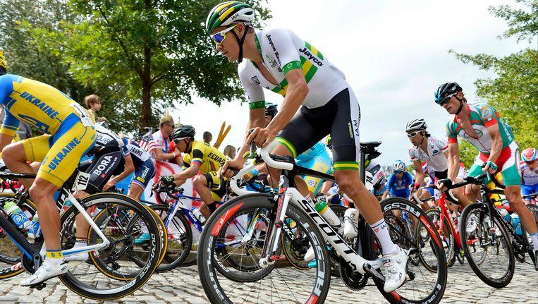 Haussler wordt een ploegmaat van Vincenzo Nibali.