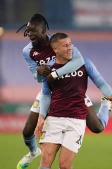 Barkley bezorgt stuntploeg Aston Villa zege met late goal in Leicester