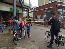 Winkels ontruimd vanwege gaslek in centrum Flora Comschate