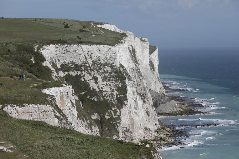 De kliffen van Dover.