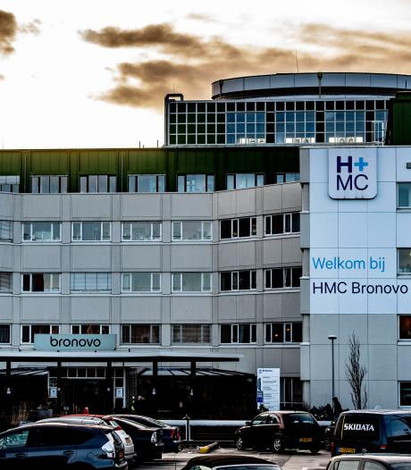 Hans Borrias wil heel Den Haag volhangen met flyers: 'Bronovo MOET blijven'