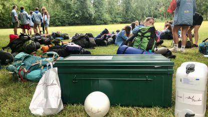 Sint-Truiden voorziet jeugdbewegingen van beschermingsmiddelen voor op kamp