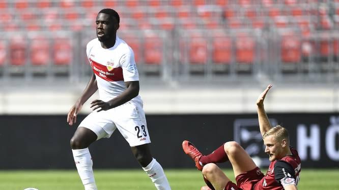 """Orel Mangala (22) meest waardevolle speler van de Tweede Bundesliga: """"Tonen dat ik klaar ben voor Rode Duivels"""""""