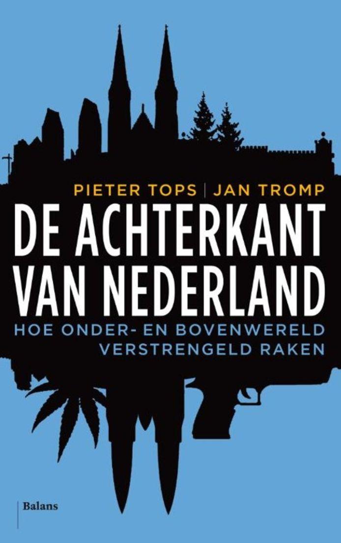 Boekomslag De Achterkant van Nederland