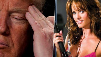 Trump alweer in nauwe schoentjes nu nieuwe maandenlange affaire met Playboymodel lekt