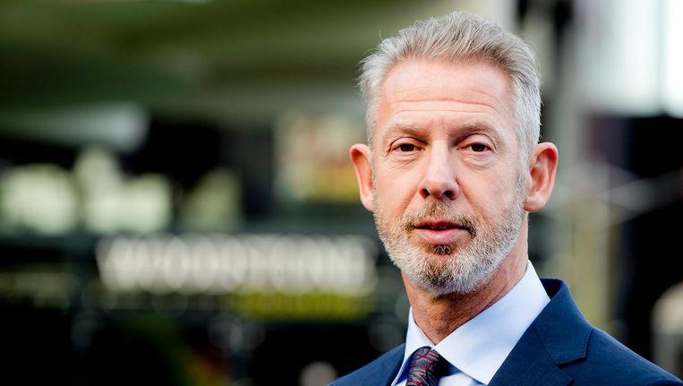 Onno Hoes, waarnemend burgemeester van Haarlemmermeer, leidde een adviescommissie over verwarde personen. Beeld ANP