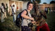 Vermoorde oorlogsfotografe Camille (26) kende geen angst