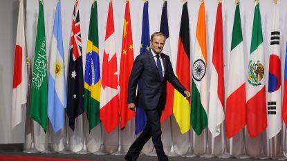 """Oplossing voor puzzel van EU-topfuncties """"dichterbij, maar nog geen witte rook"""""""