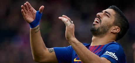 Suárez in tranen bij laatste persconferentie