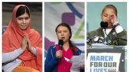Naast Greta Thunberg, Anuna en Kyra: dit zijn wereldwijd de invloedrijkste tieneractivisten