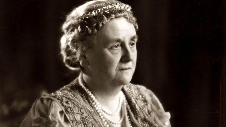 Koningin Wilhelmina, in 1948. Beeld anp