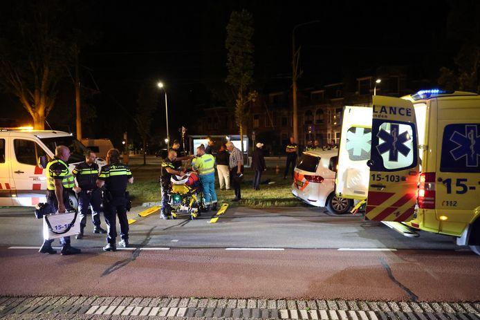 De slachtoffers zijn met spoed naar het ziekenhuis gebracht