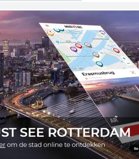 Hotspots in Amsterdam? Nee, deze site leidt je gewoon door naar Rotterdam