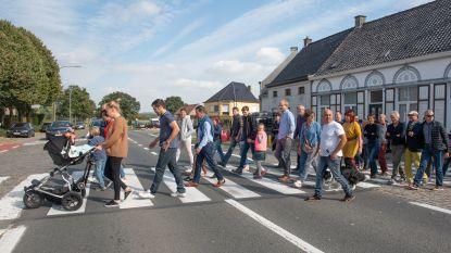 """Minister Ben Weyts: """"50 kilometer per uur op N8 in Melden is geen optie"""""""