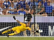 Room sleept Curaçao naar historische zege in Gold Cup