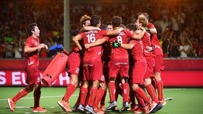 Red Lions kennen hun tegenstanders voor de groepsfase van de Spelen
