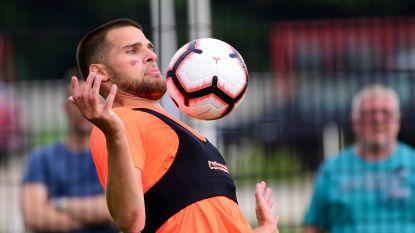Football Talk. Arslanagic mist competitiestart - BAS verplaatst pleidooien - San Siro wordt gesloopt - Benítez stapt op bij Newcastle United