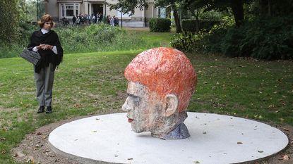 Maen Florin exposeert in Park ter Beuken