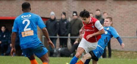 De vierde ronde van de districtsbeker: Roosendaalse derby, Victoria'03 moet weer reus doden