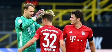 Flick tevreden over spel Bayern: We waren overtuigend, doortastend en moedig