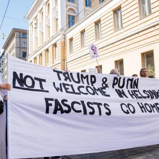 Poetin heeft al gewonnen, volgens de Finnen