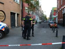 Man in been geraakt bij schietincident