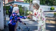 """Koninklijke familie bezoekt woonzorgcentrum Cecilia in Alken: """"Sire, wij Limburgers breken niet"""""""
