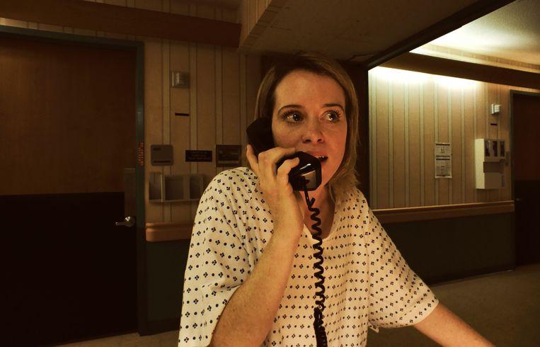Claire Foy speelt een jonge vrouw die wordt gestalkt. Beeld -