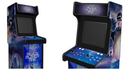 WIN een arcadekast ter waarde van 2.000 euro