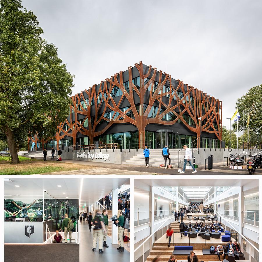 18. Graafschap College - Doetinchem   Architectuur Prijs Achterhoek 2019