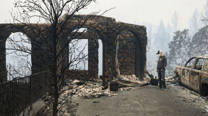 Levi Leipheimer verliest z'n hele hebben en houden in bosbrand