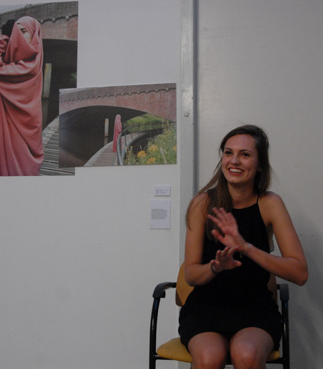 Docenten vinden foto-expositie van derdejaars studenten KW1C boven verwachting