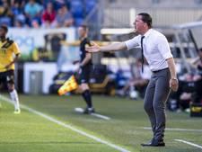 NAC-coach Vreven: We gaan op leven en dood spelen