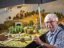 Gerrit durft zijn treintjes in Ruurlo weer te laten tuffen voor publiek: 'Ik sta te popelen om weer open te gaan'