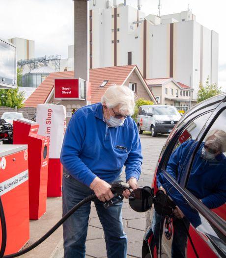 Duitsland zet Gelderland op rood: mag ik de grens over om te tanken?