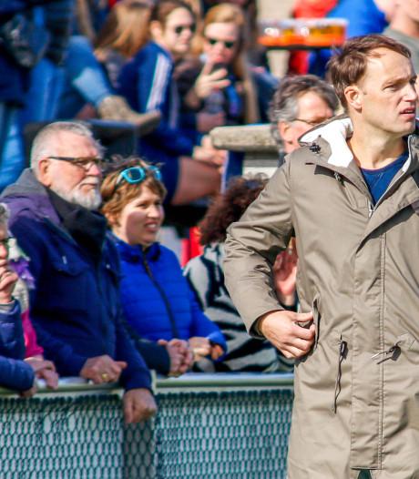Matthijs Brouwer vertrekt bij hockeysters Nijmegen
