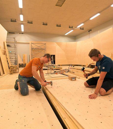 'Klimmers zonder touw' krijgen megahal in Dordrecht